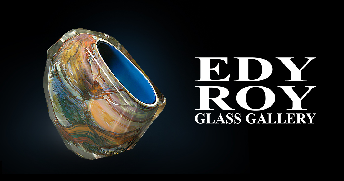 Edy Roy Glass Gallery