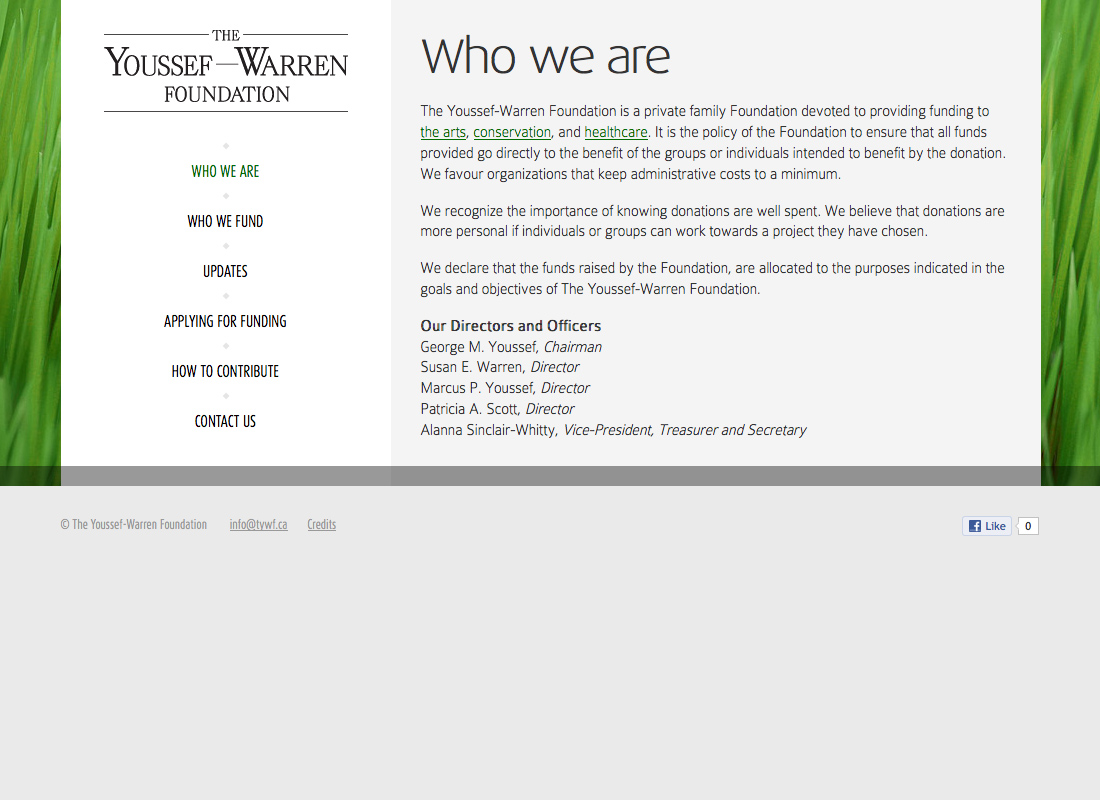 The Youssef-Warren Foundation