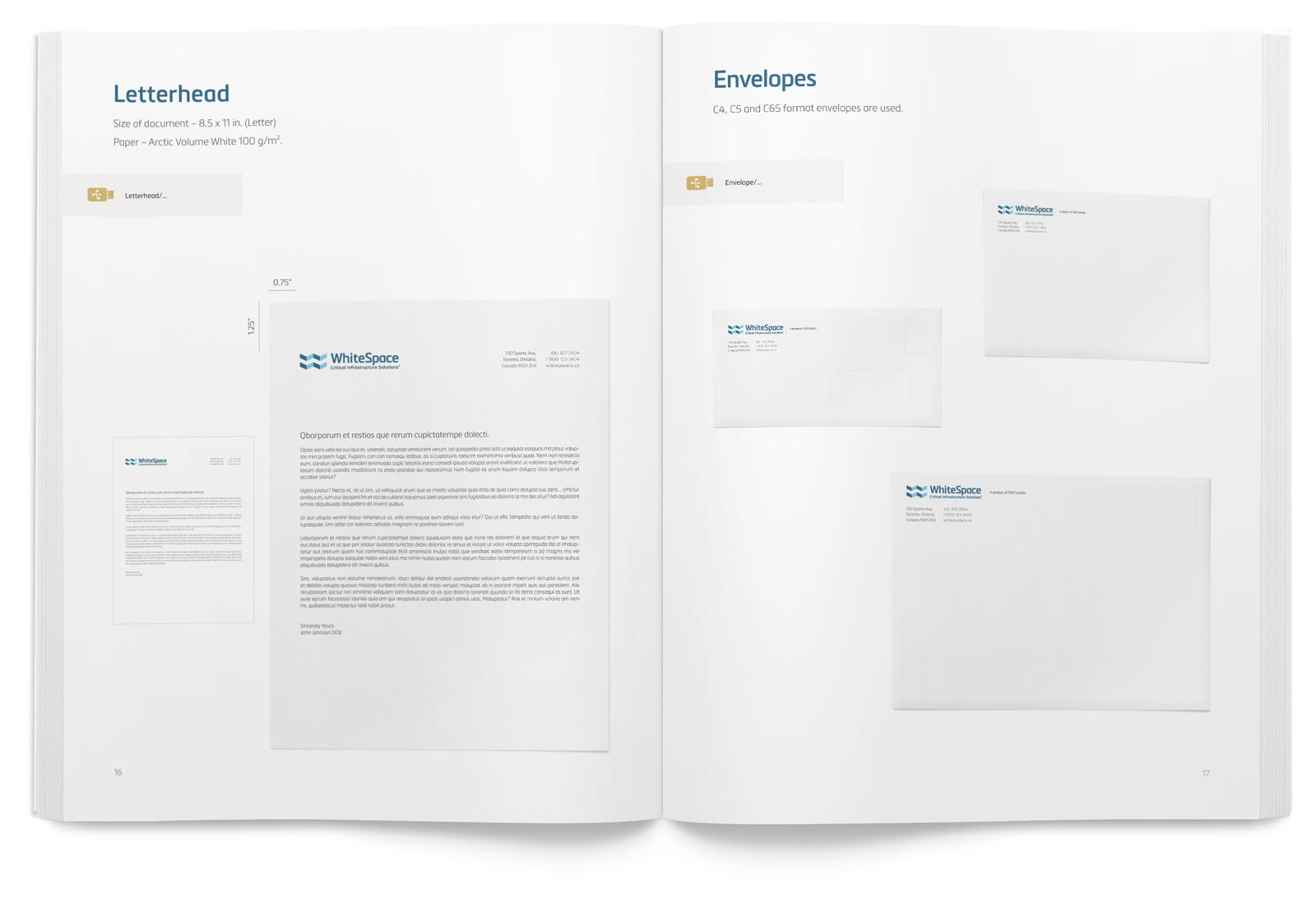 WhiteSpace Brand Guidelines